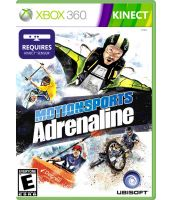 MotionSports Adrenaline [для Kinect] (Xbox 360)